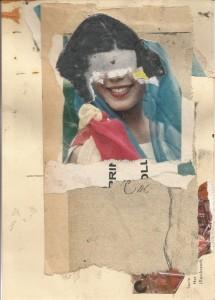 Collage 28 (10,5x14,8cm)
