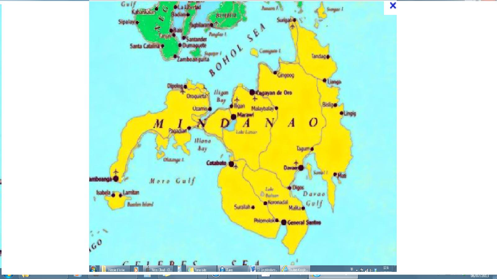 Bonjour Philippines Chap 1 Un Pt 233 Rodactyle Sur Fond D