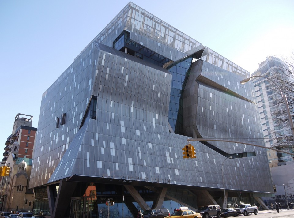 1252-THE COOPER UNION FOR THE ADVANCEMENT OF SCIENCE AND ART