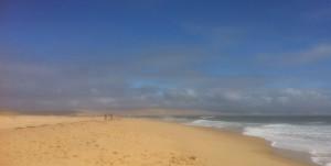 995-LA plage