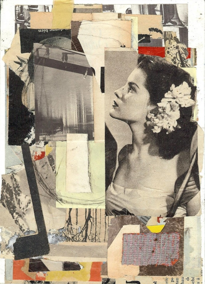 93-Collage 93  14.8X21 cm